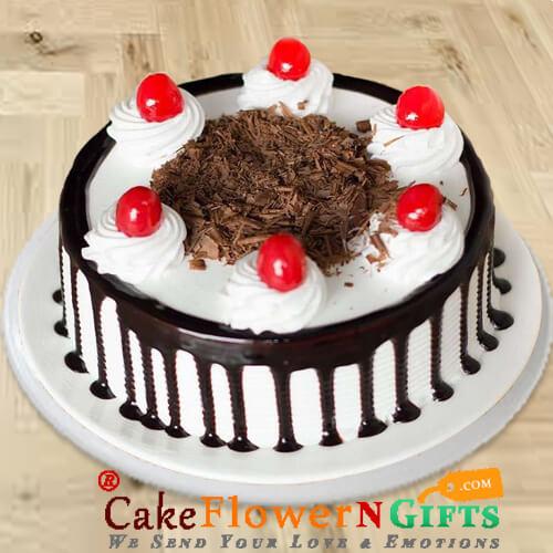 Amazing Black Forest Cake